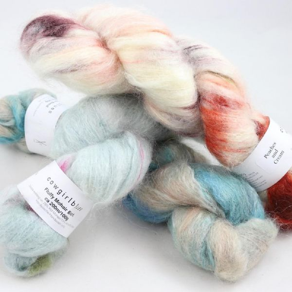 Fluffy Mohair Gradient - 100g